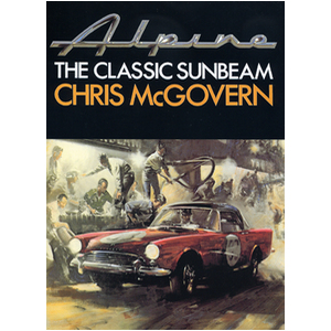 Alpine. The Classic Sunbeam by Chris McGovern