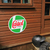 Castrol Powder Coated Metal Sign